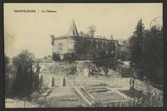 Montéléger - Le château