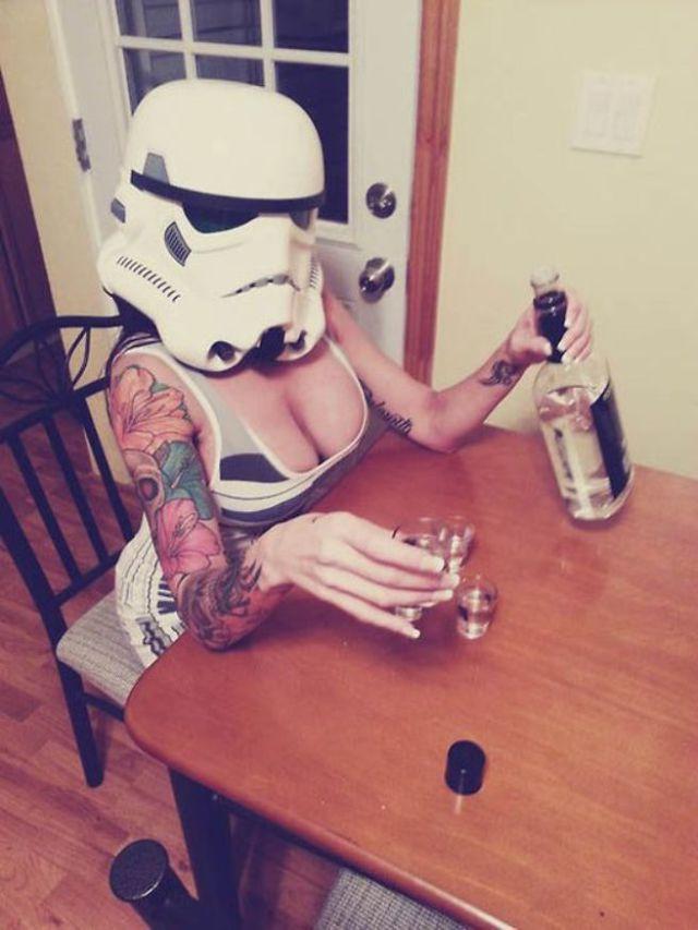 Star Wars Hot