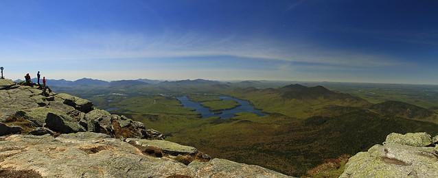 Whiteface Mountain Pano