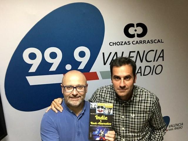 Chozas Carrascal La música de su vida Todo irá bien Paco Cremades Las 5 de Indie & Rock Alternativo Carlos Pérez de Ziriza