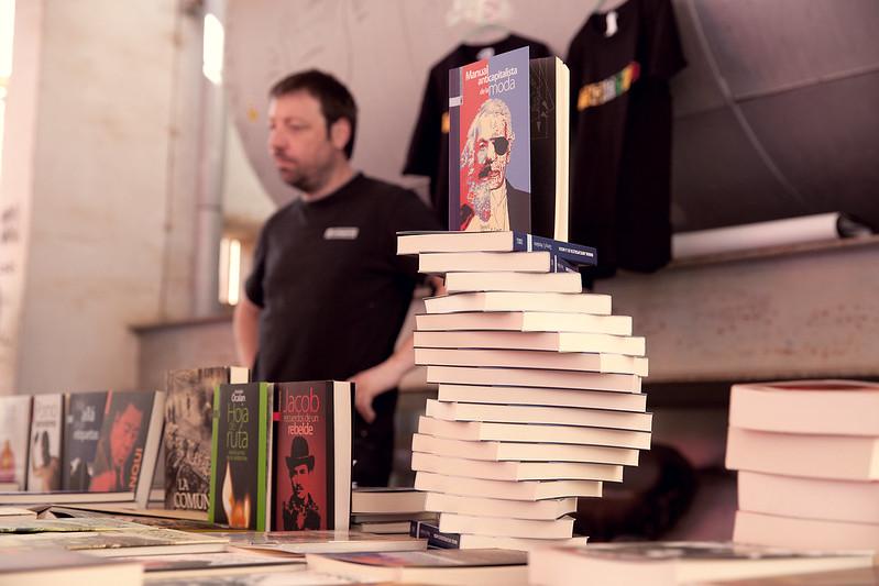 Mercat del Llibre de la Fira Literal 2017