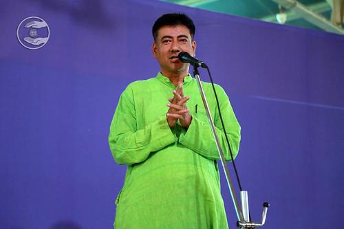 Deepak Bisht from Rohini, expresses his views