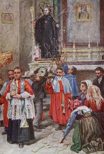 Procession of S. Domenico
