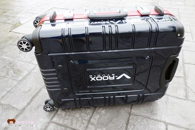 A.L.I精品旅行箱 V-ROOX 25吋 MAX時尚硬殼鋁框行李箱 (24).JPG