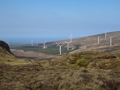 2017 May10 - Windfarm North under the Col.