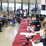 qui, 18/05/2017 - 15:27 - Audiência Pública com a finalidade de discutir as mudanças na área da educação com reforma administrativa proposta pela PBHLocal: Hall da Presidência (Câmara Municipal de Belo Horizonte)Data: 18-05-2017Foto: Abraão Bruck - CMBH