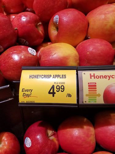 WOW, some spendy apples!