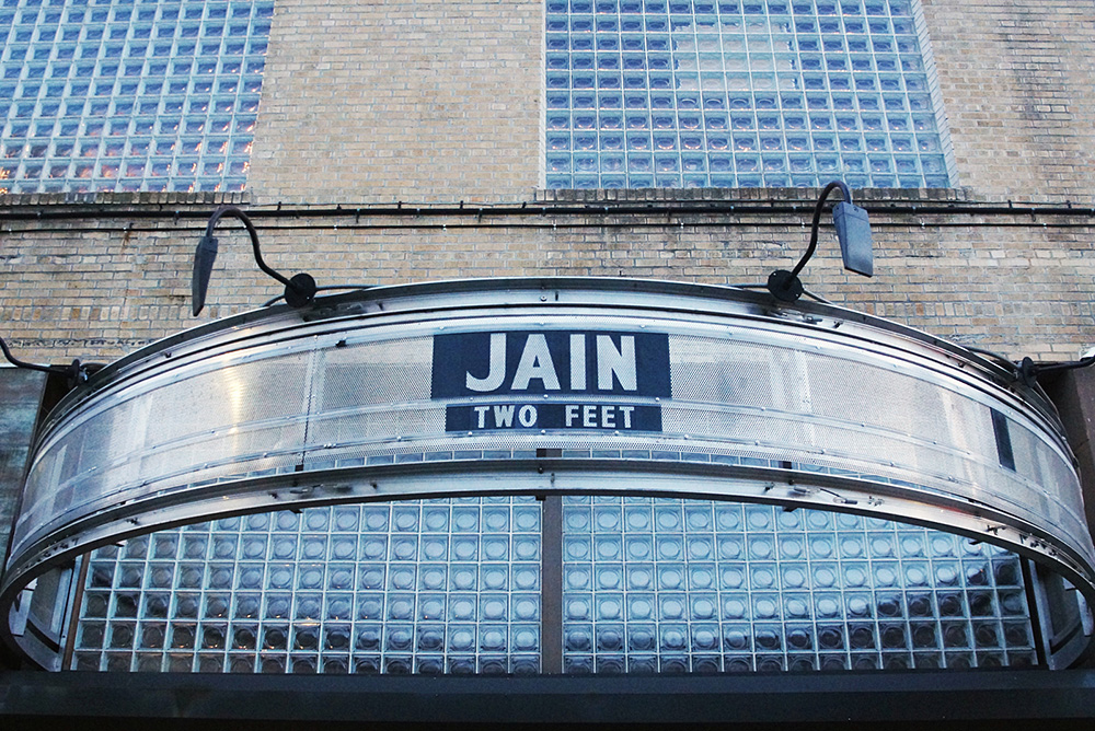BTS: JAIN @ Music Hall of Williamsburg