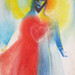 Heart of Divine Mercy. 2017 by Stephen B. Whatley by Stephen B. Whatley