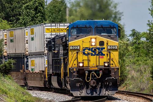 CSX Train L101