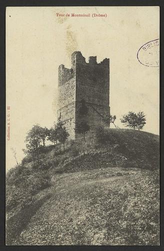 Tour de Montmiral (Drôme)