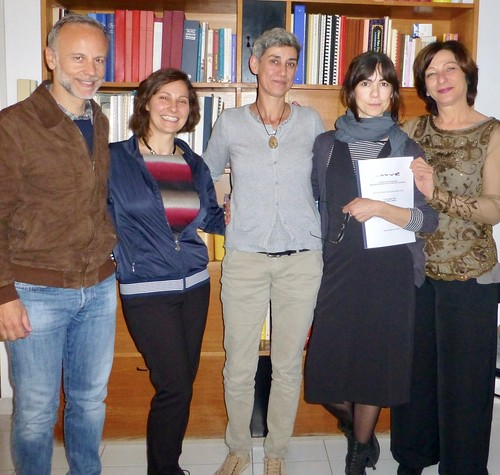 Ilaria Avanzi tesi 6 maggio 2017