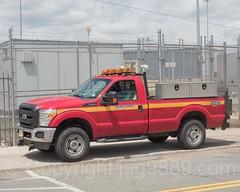 Port Authority Pickup Truck, Port Ivory, Staten Island, New York City