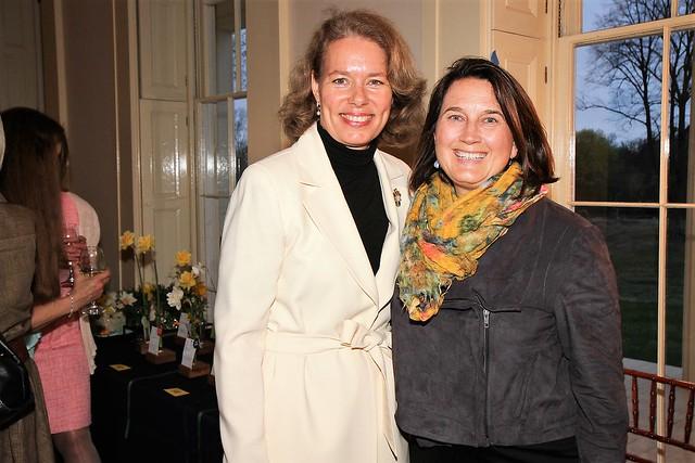 Liz Garrett and Victoria Dillon