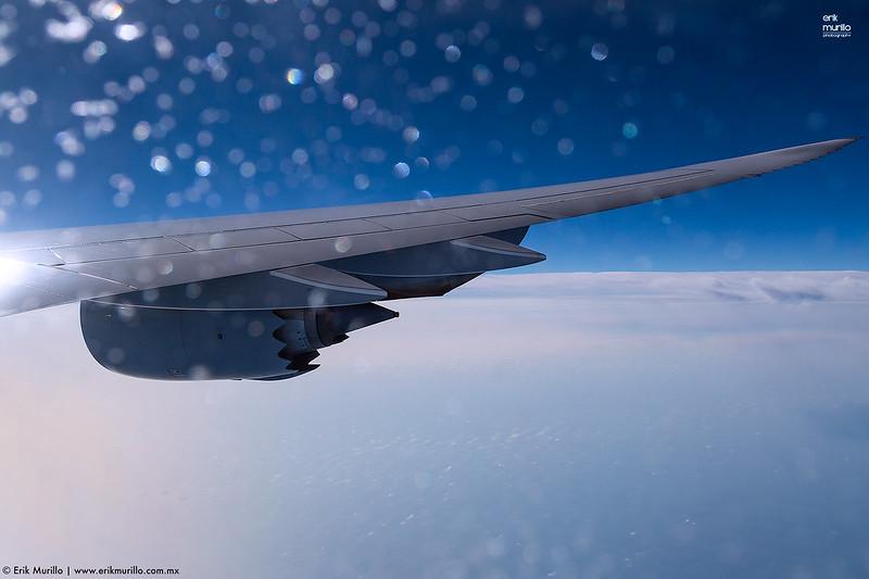 Vuelo FRA-MEX Boeing 747-8