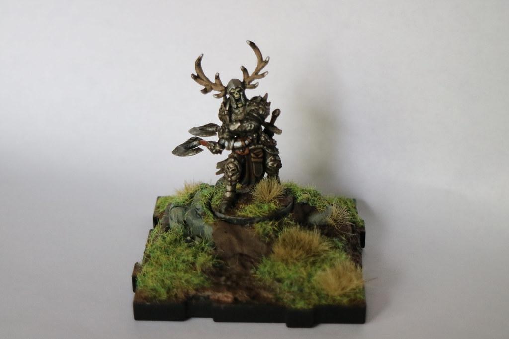 Runewars Miniatures Ardus Front