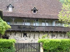 Maison des Gabariers close up - Photo of Cornac