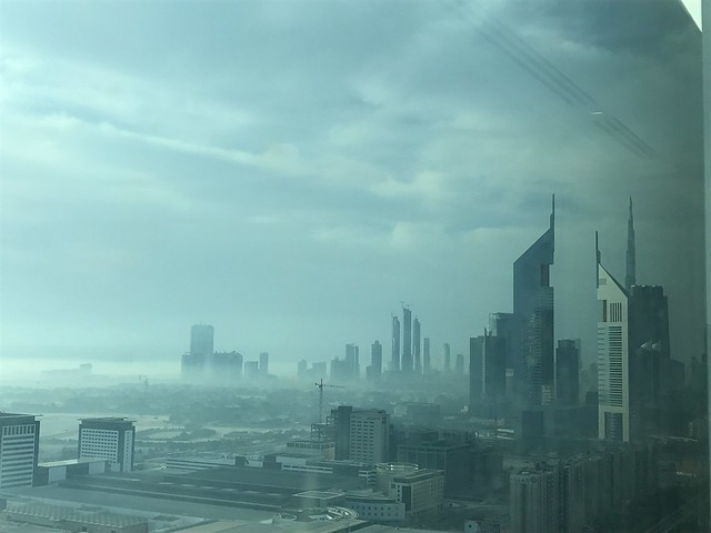 Vue - Sheraton Grand Hotel Dubai