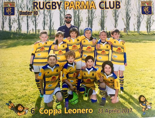 Under 10 al Leonero