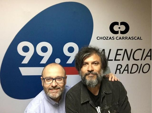 Chozas Carrascal La música de su vida Todo irá bien Paco Cremades Las 5 de Landete Senior i el cor brutal
