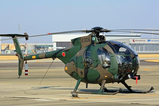 OH-6D観測ヘリコプター 31306号機 IMG_4687_2