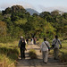 Evening walk Surama Lodge (Peter Stott)