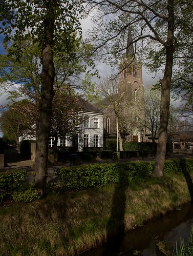 Dongen - Hubertuskerk