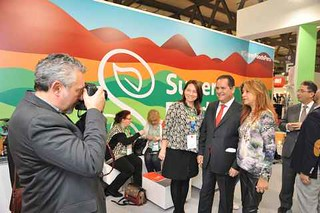 Superfood Peru a Tuttofood 2017 - Milano