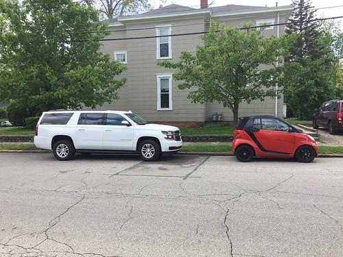 Car Contrast