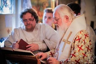 Божественная литургия 420