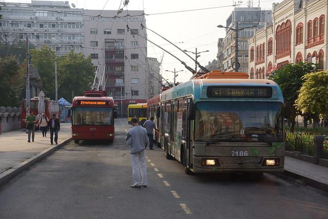 2014-09-10, Beograd, Studentski Trg.