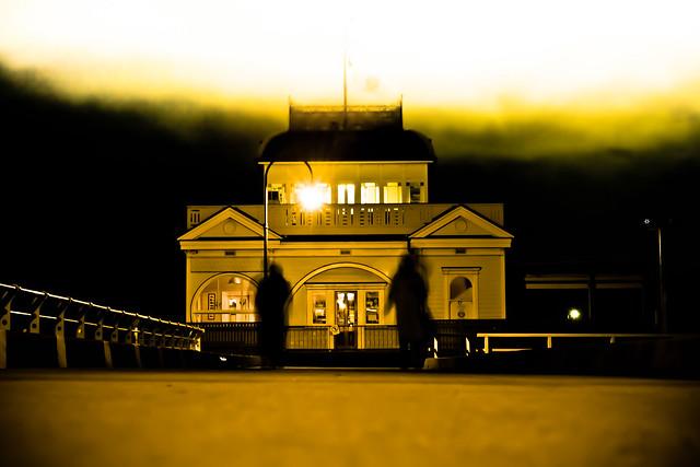 Spirit of St Kilda Pier 1