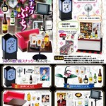 RE-MENT 袖珍盒玩系列DX 「昭和小吃部」懷念登場!ぷちサンプルシリーズDX スナックぷち