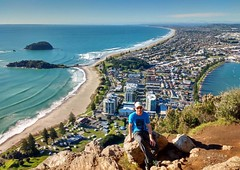Finally climbed Mt Maunganui in Tauranga on the weekend