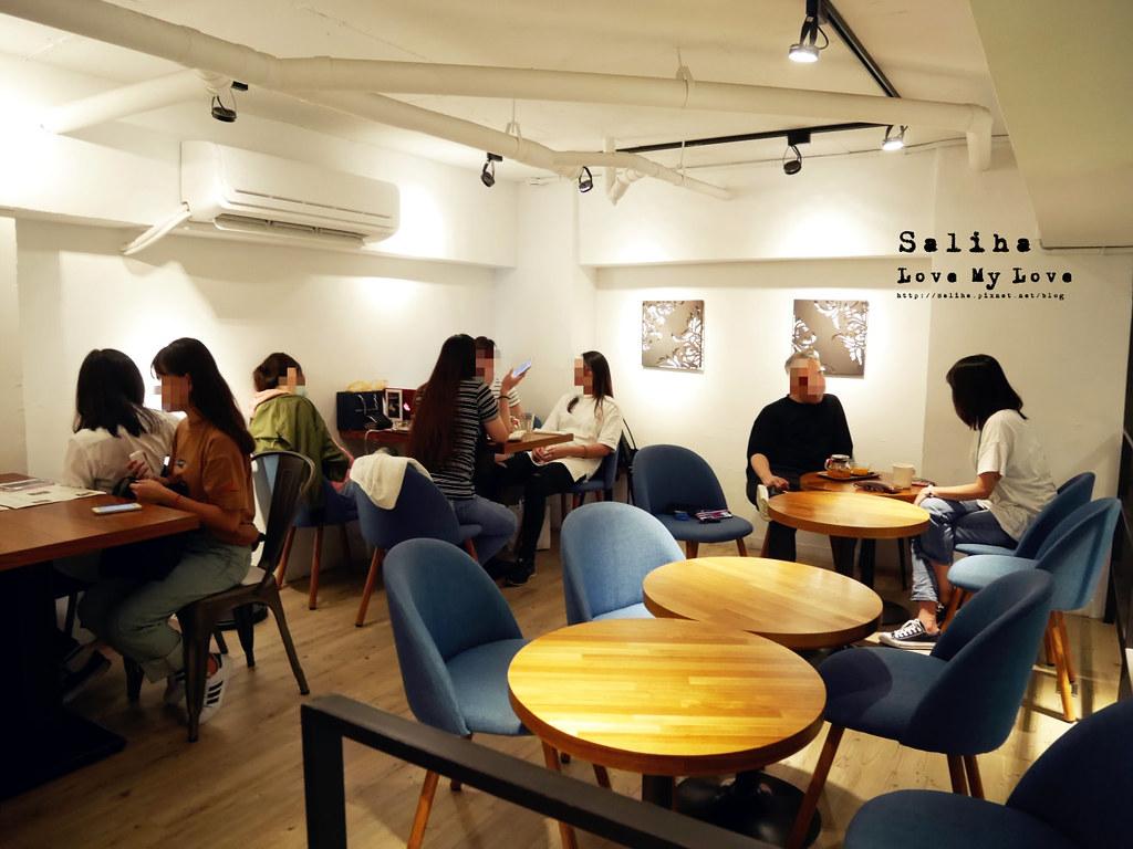 台北松山南京三民站附近餐廳推薦大師兄咖啡早午餐好吃麵 (7)
