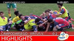 Campodarsego-Virtus V. del 14-05-17
