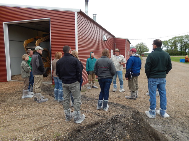 Biomass for Poultry Event & Tour