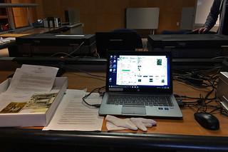 SF Public Library - Main branch Kodakan scanning