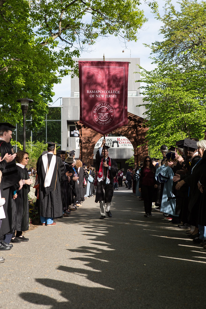 About Arching - Commencement || Ramapo College of New Jersey