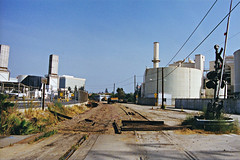 Bisecting The Glenarm Power Plant