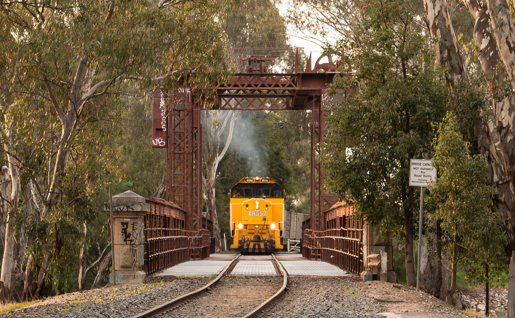 9306 Loaded Tocumwal by Jay McGhee