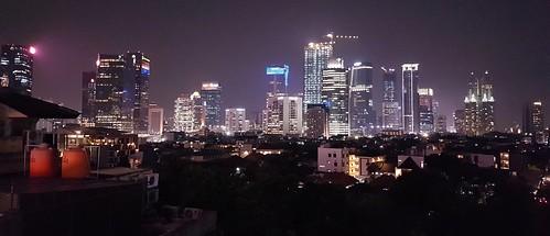 jakarta indonesia cities nightphotography