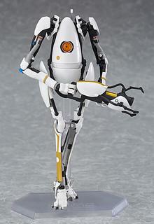 請向夥伴揮手。figma《Portal 2》P-Body  另一位機器人主角也發表啦!