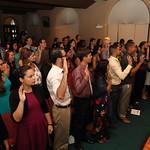 Juramentan a cuarenta y siete voluntarios del Cuerpo de Paz Panamá