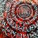 Mandala Monday.    #mandala #streetart #graf #graffiti #pieces #stkilda #balaclava #victoria #melbourne #iggraffiti #igmelbourne #art #lovemelbourne