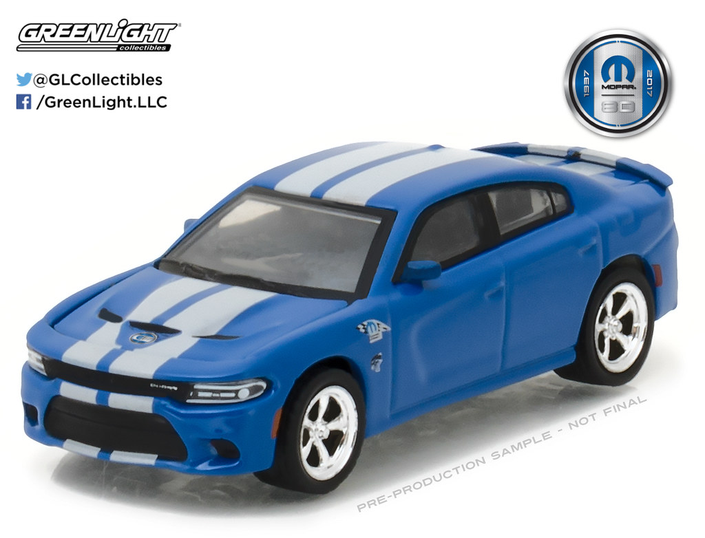2017 Dodge Charger >> GreenLight Collectibles's most interesting Flickr photos | Picssr