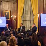 """Puesta en Circulación de Libros: """"Democracia, Modernidad y Progreso"""" en Nueva York"""
