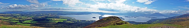 Loch Lomond, Sony SLT-A77V, Tamron 16-300mm F3.5-6.3 Di II PZD