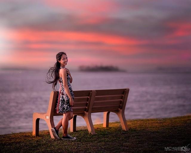 Sunset @ North Point.