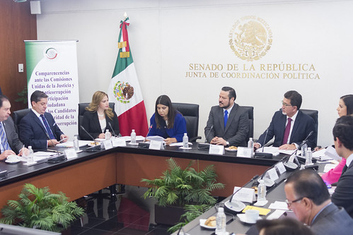 Comisiones Unidas de Justicia y Anticorrupción y Participación Ciudadana 14/mar/17